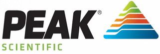 Peak Scientific logo